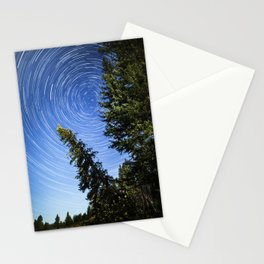 White Fish Trails Stationery Cards