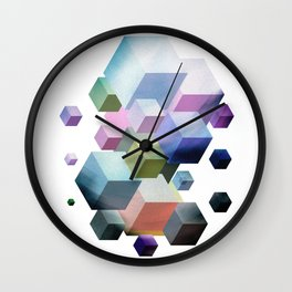 Fly Cube N2.9 Wall Clock