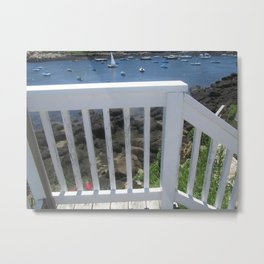 View from the Walkway Metal Print