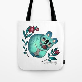 Love You Berry Much Tote Bag