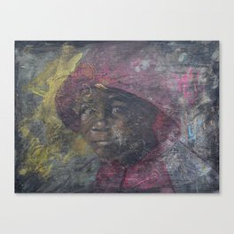 Swazi Art 15 Canvas Print