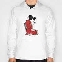 japan Hoodies featuring JAPAN by Ivano Nazeri