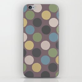 Polka Dots iPhone Skin