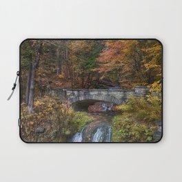 the Stone Bridge Laptop Sleeve