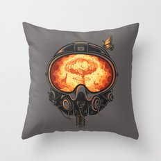 Last Goodbye Throw Pillow