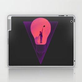 Cloudy Day Laptop & iPad Skin