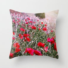 when I'm dreaming Throw Pillow