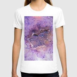 Amethyst Geode T-shirt