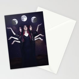 """""""Hecate"""" Stationery Cards"""