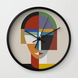 WOMEN AND WOMAN Wall Clock