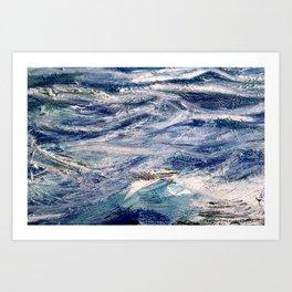 Ilha do Príncipe   Art Print