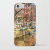 amsterdam iPhone & iPod Cases featuring Amsterdam  by haroulita