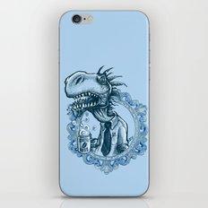 T-Rex Coffee Boss iPhone & iPod Skin