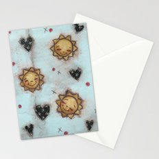 Hello Sunshine - by Diane Duda Stationery Cards