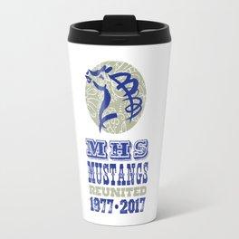 MHS Mustangs | Reunited Travel Mug
