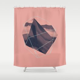 fragment II Shower Curtain