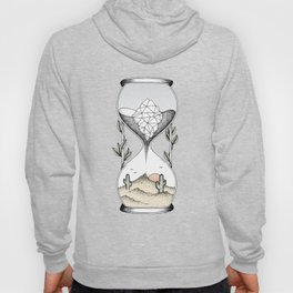 Time Is Running Out Hoody