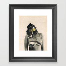 serie_dif_7 Framed Art Print