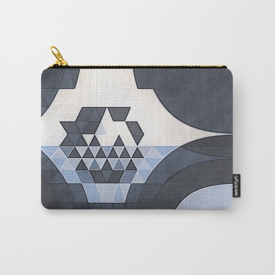 Geometric K9 Carry-All Pouch