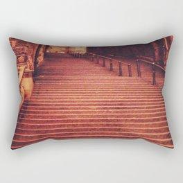 Edinburgh Stairs Rectangular Pillow