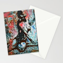 O: Walls Oppressive Stationery Cards