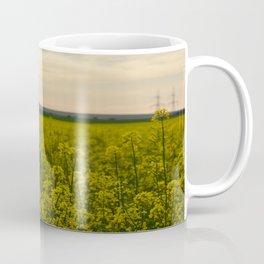 The yellow Coffee Mug