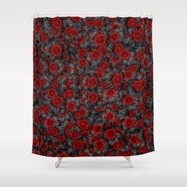 Rosa Sombra Shower Curtain