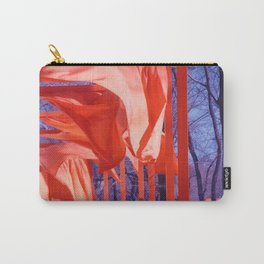 Gates Blowing In The Wind No. 1 Carry-All Pouch