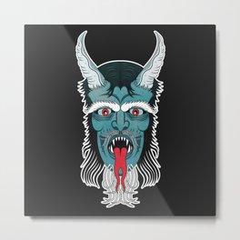 Bestest Beast Metal Print
