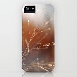 Nature Sparkles iPhone Case