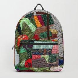 Vegetable market Backpack