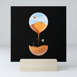 Tempus Fugit Mini Art Print