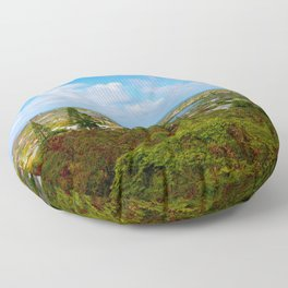 Scenic Kailua Floor Pillow