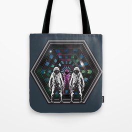 Welcome, Traveler Tote Bag