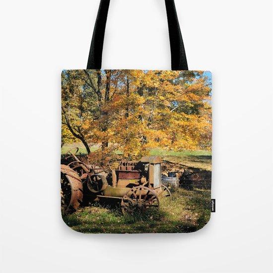 Here I'll stay Tote Bag