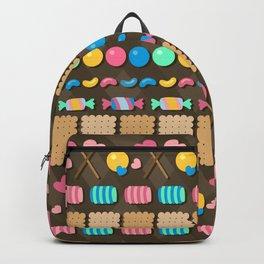 Sugar Madness Pattern Backpack