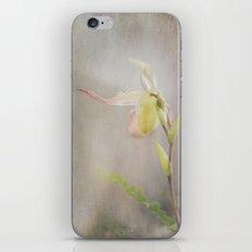 Whispering Lady iPhone & iPod Skin