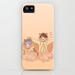 sugar gliders yoonjin! iPhone Case