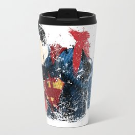 $uperman Travel Mug