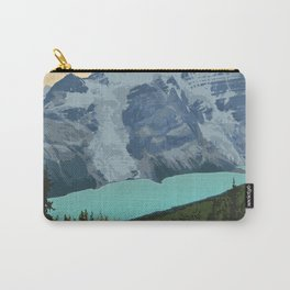 Mount Robson Provincial Park Carry-All Pouch
