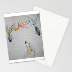 Goldfish Pond (close up #8) Stationery Cards
