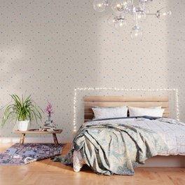Pastel dots Wallpaper