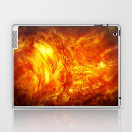 Surface Of The Sun - Leo - Science - Hipster - Hot Laptop & iPad Skin