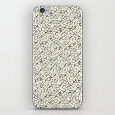 Bubbles | Light iPhone & iPod Skin