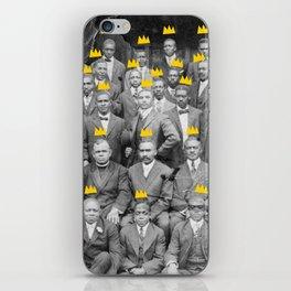 Black Wall Street iPhone Skin