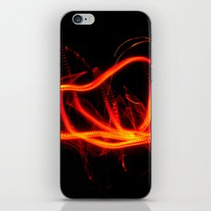 Tongues Of Fire iPhone & iPod Skin