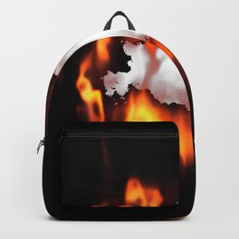 Burning a Hole Backpack