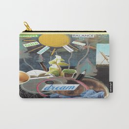 Collage - Labor of Love Carry-All Pouch