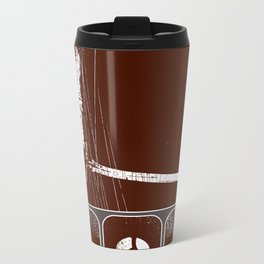 its rider was given power to take peace from the earth Metal Travel Mug