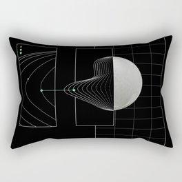 Keep on track Rectangular Pillow